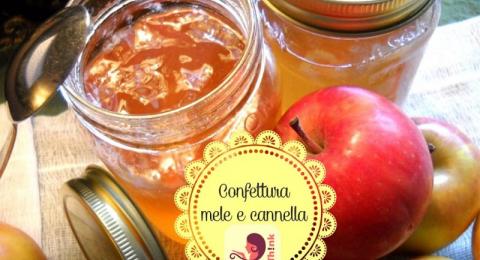 Confettura mele e cannella   Ricetta Conserve